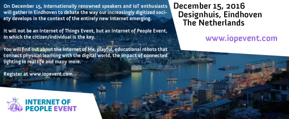 Internet of People event