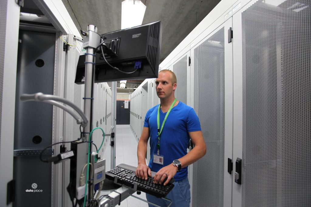 Datacenters are also checked daily